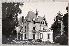"""CPSM """" LIERGUES - Domaine de la Mutualité - Le Château"""