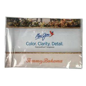 Maui Jim Sunglasses / Tommy Bahama Large Cleaning Cloth Microfiber Tropical