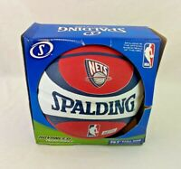 "Spalding New Jersey Nets Basketball Advanced Performance Full Size 29.5"""