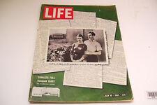 1964 Life Magazine Marina and Lee Harvey Oswald Full Russian Diary July 10, 1964