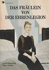 Das Fräulein von der Ehrenlegion Comic Dargaud Carlsen