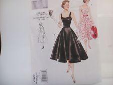 Vogue 2902 Vintage Model, Original 1952 Design Misses & Petite Size Fw(18-20-22)