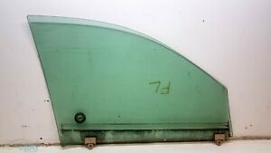 99-04 Oldsmobile Alero FL LH Door Power Window Glass Clear OEM