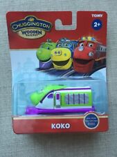 Chuggington Koko Magnetic Wooden Tomy Toy Train 2015 NEW IN PACKAGE