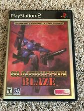GunGriffon Blaze (Sony PlayStation 2, 2000) Complete!