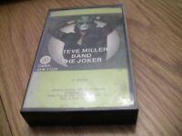 """The Steve Miller Band """"The Joker"""" Cassette"""