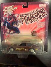 Johnny Lightning Untold Tales Of Spiderman Diecast Car