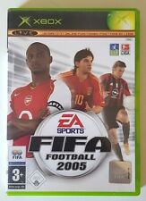 FIFA 2005 - Xbox - PAL - Complet