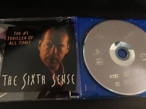 The Sixth Sense DVD AWESOME! Disc Only