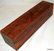 1 Bolivian Rosewood Peppermil Blank 3x3x12 Woodturning Pau Ferro Hardwood Lumber