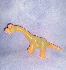 "Dinosaur Train NED 4.5"" PVC Figure Toy Brachiosaurus (Translucent) 2010 PBS"