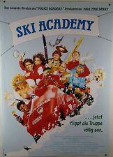 Ski Academy SKI PATROL - Filmplakat DIN A1 (gerollt)