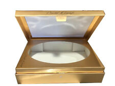 WEDDING GOWN PRESERVATION STORAGE BOX *GOLD* PREMIUM - XLARGE! **FREE SHIP **