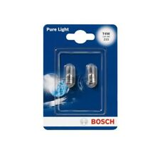 Glühlampe BOSCH T4W Pure Light 2 Stück