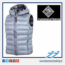 GILET TUCANO URBANO HOT DOG 8853-GM UOMO GRIGIO TG. XL
