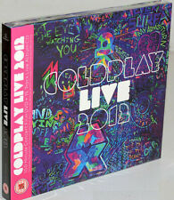 Coldplay - Live 2012 cd+dvd 2 CD