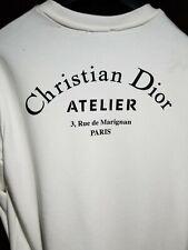 Christian Atelier Sweatshirt Jumper White