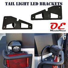 KO OFF ROAD Jeep Wrangler JK Tail Light Mount brackets pair steel NEW USA supply