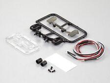 Killerbody Rückspiegel für 1/10 Modellautos inkl. LED Typ F #KB48229