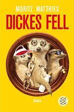 Dickes Fell / Ray & Rufus Bd. 4 von Moritz Matthies UNGELESEN