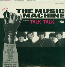 MUSIC MACHINE Turn On LP SEALED VINYL 60s GARAGE NEAR MINT MONO!!! OSR LPM 5015