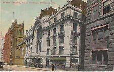 POSTCARD  UNITED STATES  Pittsburg  Nixon Theatre