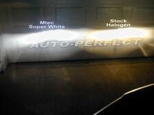 AUTHENTIC MTEC H8 SUPER WHITE HID HEADLIGHT BULBS