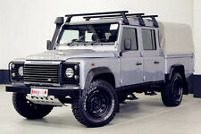 Black Heavy Duty ROOF RACKS suitable for Land Rover Defender 1991-2017