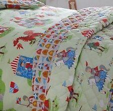 Children's Pictorial Quilts & Bedspreads