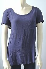 GAP Women  Navy Pocket Woven Shirt NwT Small