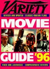 Variety Movie Guide, 1996 Paperback Derek Elley