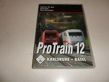 PC  Train Simulator ProTrain 12 Karlsruhe - Basel (2)
