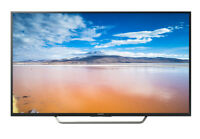 Sony XBR65X750D 65-Inch 4K Ultra HD Smart LED TV - XBR-65X750D