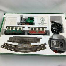Rare Fleischmann Dept 56 Christmas Village Railroad Set #941 - Original Box