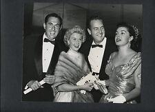 DORIS DAY + ESTHER WILLIAMS CANDID - 1950s ?