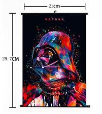 Hot American Movie Star Wars 7 The Force Awakens Home Decor Poster Wall Scroll