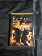 The DaVinci Code (DVD, 2006, 2-Disc Set, Widescreen Special Edition)