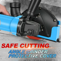 Universal Surface Cutting Dust Shroud For Angle Grinder 4'' to 5'' Dust Cover AU