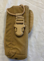 Eagle Industries Radio Pocket MBITR Tactical Radio Pouch Khaki SFLCS USGI