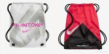 Nike Phantom Sports Gymsack Training Gym Bag Sack Drawstring PE Team Kit Boots