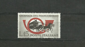 Italy 1960 Stamp Day MNH