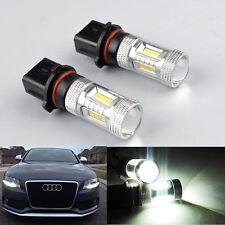 2x P13W SAMSUNG LED Tagfahrlicht 15W Licht Audi A4 B8 Skoda Yeti Mazda CX-5 VW