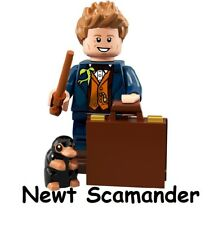 LEGO Harry Potter Fantastic Beasts Minifig Series 71022 Newt Scamander #17 NEW