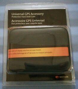 "4 of NAVIGON Universal GPS HardShell Cases for All Major Brands w/ 4.3"" Displays"