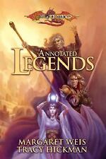 The Annotated Legends (Dragonlance: Legends Trilogy)-ExLibrary