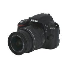 Nikon D3300 24.2 MP Digital SLR with 18-55mm f/3.5-5.6G VR II Zoom Lens (Black)