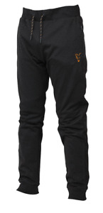 Fox Collection Black Orange Lightweight Joggers *All Sizes* NEW Carp Fishing