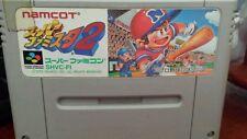 FAMISTA II 2 BASEBALL SUPER FAMICOM (Jap NTSC)