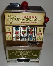 Wembley Big Winner Slot Machine Savings Bank 41WE3045 Boys & Girls 3+ NEW