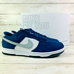 Nike ID Dunk Low 365 Mens Size 10.5 COJP Midnight Navy Inspired AH7979-992 New